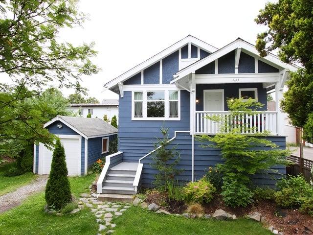 435 NORTH KASLO ST, V5K 3N2 - Hastings Sunrise House/Single Family for sale, 3 Bedrooms  #1