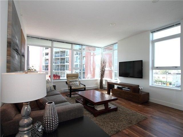 707-251 East 7th Avenue, Vancouver - Mount Pleasant VE Apartment/Condo for sale, 1 Bedroom  #1