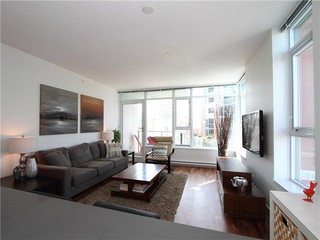 707-251 East 7th Avenue, Vancouver - Mount Pleasant VE Apartment/Condo for sale, 1 Bedroom  #3