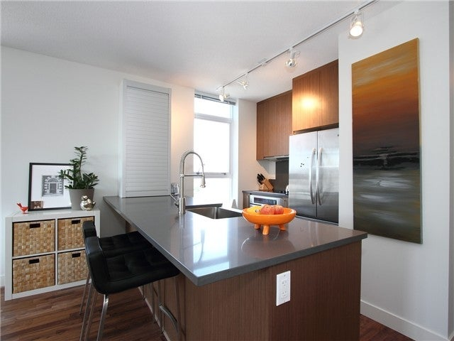 707-251 East 7th Avenue, Vancouver - Mount Pleasant VE Apartment/Condo for sale, 1 Bedroom  #4