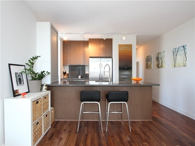 707-251 East 7th Avenue, Vancouver - Mount Pleasant VE Apartment/Condo for sale, 1 Bedroom  #5