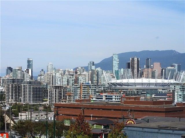 707-251 East 7th Avenue, Vancouver - Mount Pleasant VE Apartment/Condo for sale, 1 Bedroom  #9