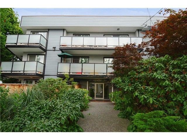 201 - 1429 William Street, Vancouver BC - Grandview Woodland Apartment/Condo for sale, 1 Bedroom (v969064) #1