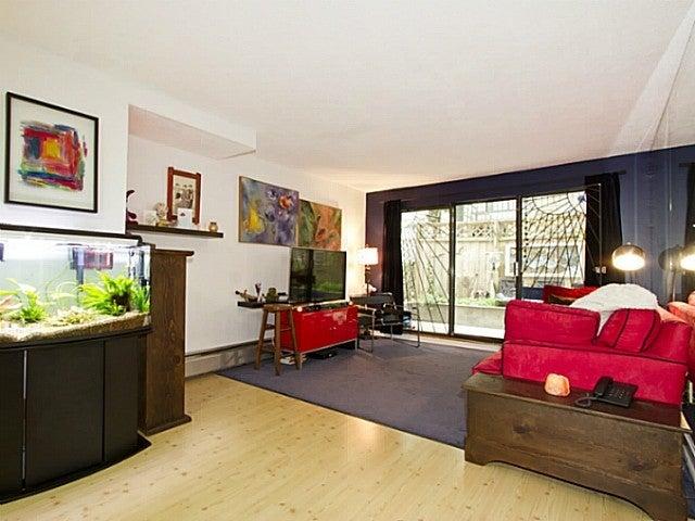 102 350 E 5TH Avenue, Vancouver - Mount Pleasant VE Apartment/Condo for sale, 1 Bedroom (V1043052) #1