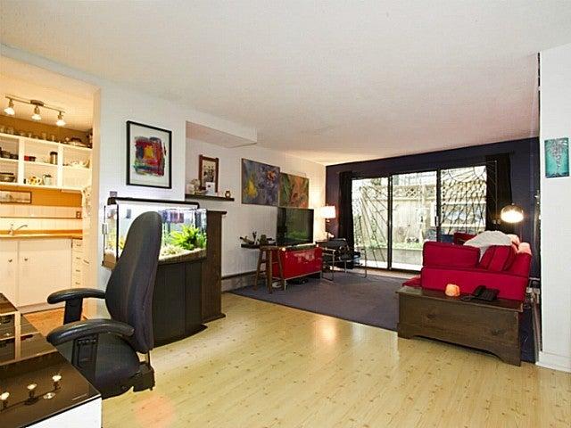 102 350 E 5TH Avenue, Vancouver - Mount Pleasant VE Apartment/Condo for sale, 1 Bedroom (V1043052) #2