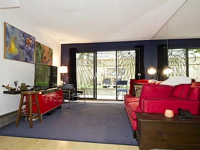 102 350 E 5TH Avenue, Vancouver - Mount Pleasant VE Apartment/Condo for sale, 1 Bedroom (V1043052) #3