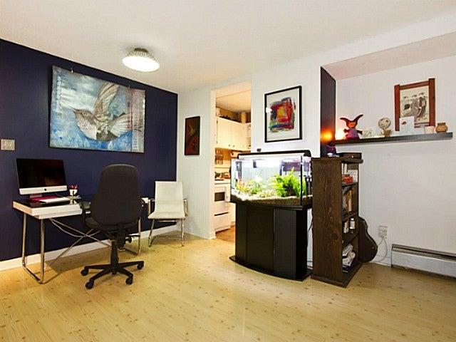 102 350 E 5TH Avenue, Vancouver - Mount Pleasant VE Apartment/Condo for sale, 1 Bedroom (V1043052) #6