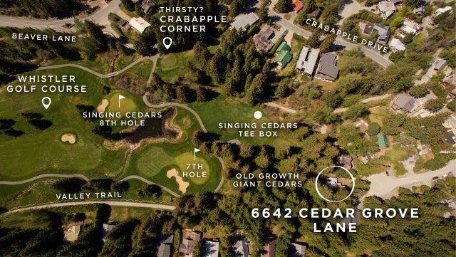 6642 CEDAR GROVE LANE - Whistler Cay Estates House/Single Family for sale, 7 Bedrooms (R2371230) #1