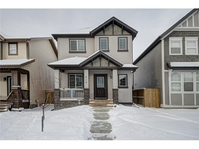 218 SKYVIEW POINT RD NE - Skyview Ranch Detached for sale, 3 Bedrooms (C4099032)