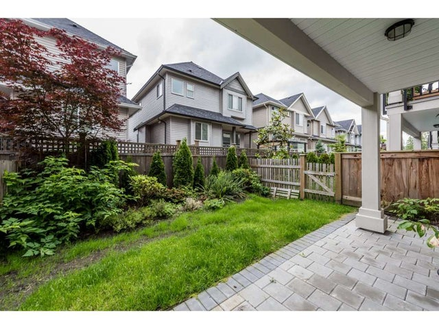 6 21017 76TH AVENUE - Willoughby Heights Townhouse for sale, 3 Bedrooms (R2179692) #19