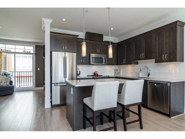 17 21017 76 AVENUE - Willoughby Heights Townhouse for sale, 3 Bedrooms (R2189976) #5