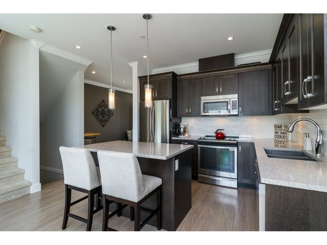 17 21017 76 AVENUE - Willoughby Heights Townhouse for sale, 3 Bedrooms (R2189976) #6