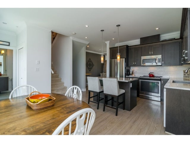 17 21017 76 AVENUE - Willoughby Heights Townhouse for sale, 3 Bedrooms (R2189976) #8
