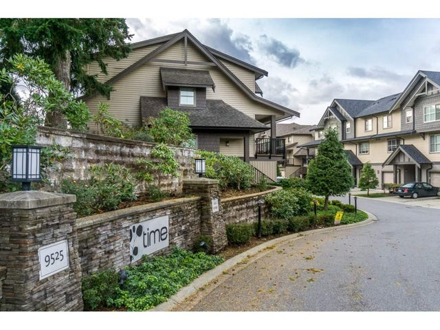 20 9525 204TH STREET - Walnut Grove Townhouse for sale, 3 Bedrooms (R2215318) #1