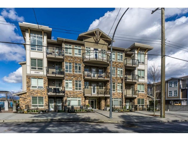 313 20861 83 AVENUE - Willoughby Heights Apartment/Condo for sale, 2 Bedrooms (R2245089) #1