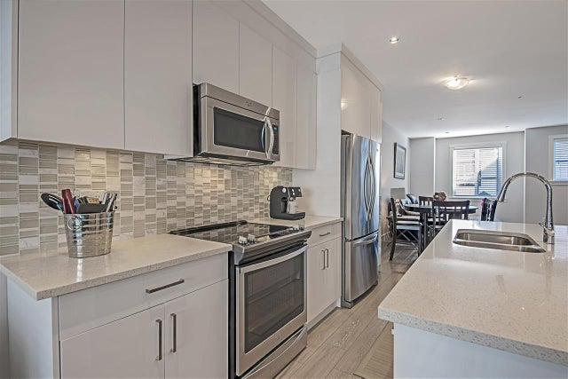91 20860 76 AVENUE - Willoughby Heights Townhouse for sale, 3 Bedrooms (R2337859) #4