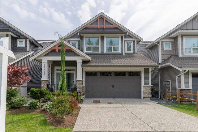 27550 28 AVENUE - Aldergrove Langley House/Single Family for sale, 3 Bedrooms (R2388131) #1