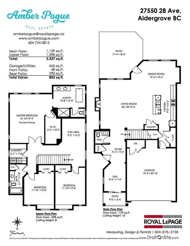 27550 28 AVENUE - Aldergrove Langley House/Single Family for sale, 3 Bedrooms (R2388131) #20
