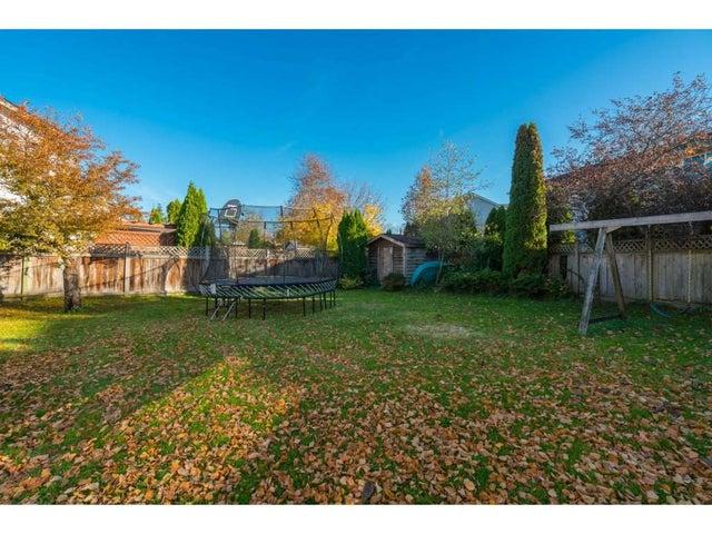 20296 91B AVENUE - Walnut Grove House/Single Family for sale, 4 Bedrooms (R2416892) #19