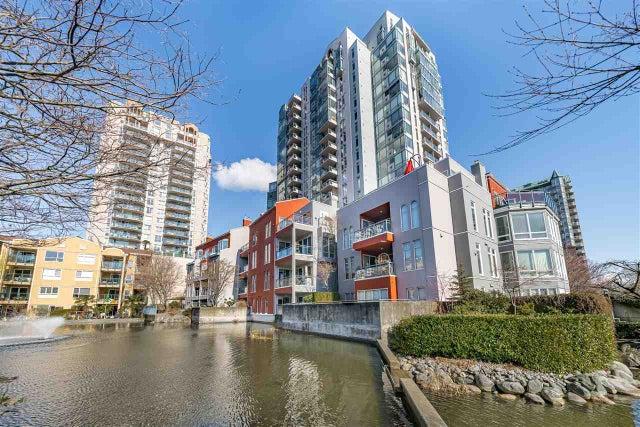 1402 8 LAGUNA COURT - Quay Apartment/Condo for sale, 2 Bedrooms (R2444858) #1
