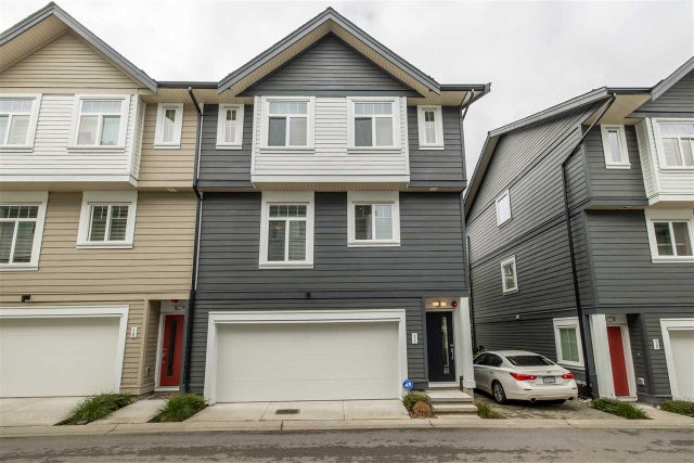 11 7665 209 STREET - Willoughby Heights Townhouse for sale, 3 Bedrooms (R2484322) #2