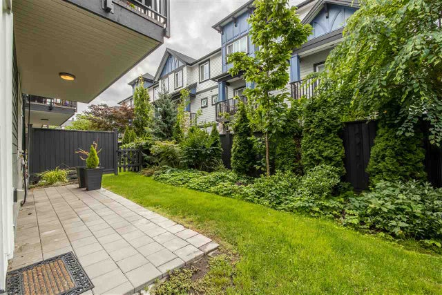 11 7665 209 STREET - Willoughby Heights Townhouse for sale, 3 Bedrooms (R2484322) #33