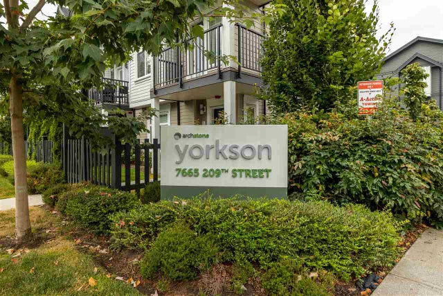 11 7665 209 STREET - Willoughby Heights Townhouse for sale, 3 Bedrooms (R2484322) #35
