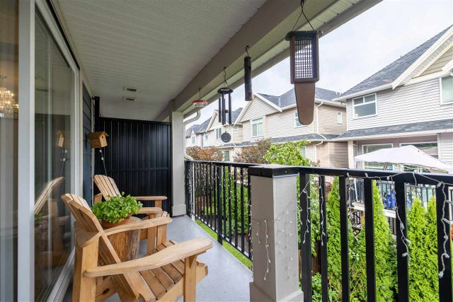 11 21017 76 AVENUE - Willoughby Heights Townhouse for sale, 3 Bedrooms (R2527368) #12