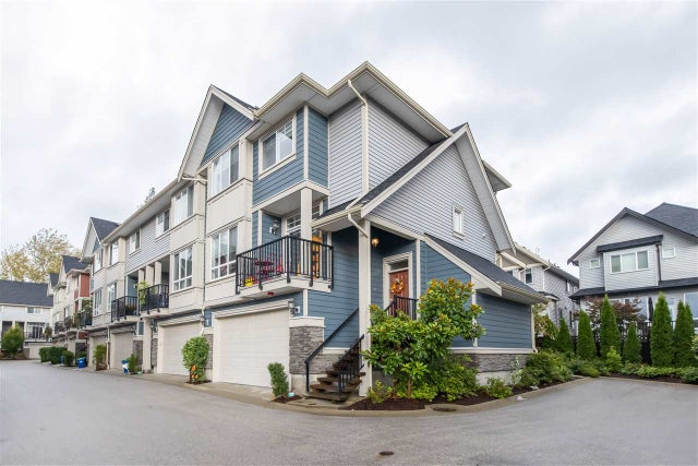 11 21017 76 AVENUE - Willoughby Heights Townhouse for sale, 3 Bedrooms (R2527368) #1