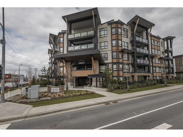 316 20829 77A AVENUE - Willoughby Heights Apartment/Condo for sale, 2 Bedrooms (R2557461) #1