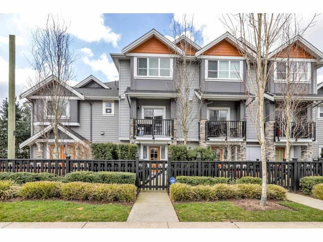 2 20856 76 AVENUE - Willoughby Heights Townhouse for sale, 3 Bedrooms (R2562780) #1