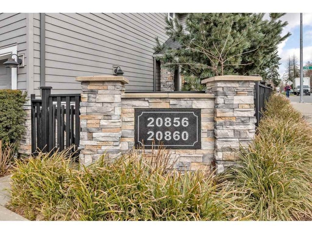 2 20856 76 AVENUE - Willoughby Heights Townhouse for sale, 3 Bedrooms (R2562780) #29