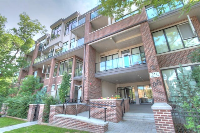 201, 317 22 Avenue SW - Mission Apartment for sale, 2 Bedrooms (A1127636)