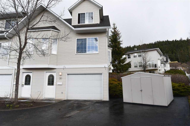30 350 PEARKES DRIVE - Williams Lake Row / Townhouse for sale, 2 Bedrooms (R2155294) #1