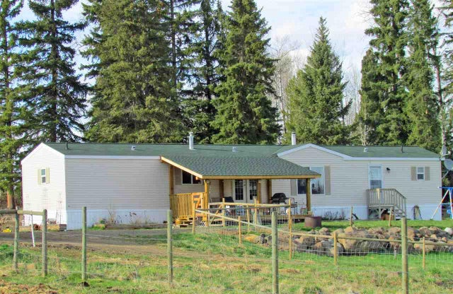 4189 HORSEFLY ROAD - Horsefly Manufactured Home/Mobile for sale, 3 Bedrooms (R2164657) #1