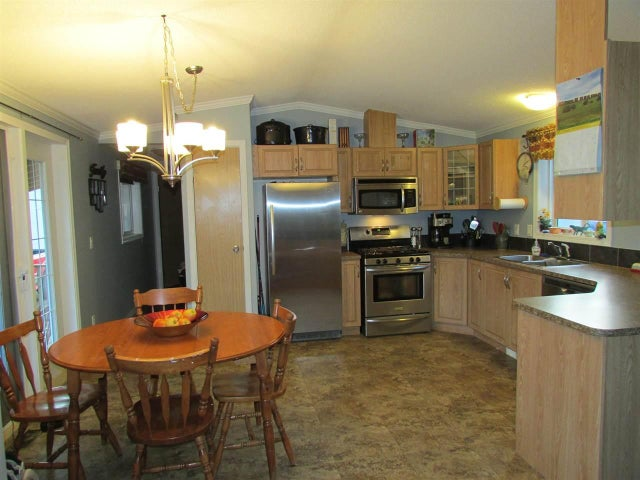 4189 HORSEFLY ROAD - Horsefly Manufactured Home/Mobile for sale, 3 Bedrooms (R2164657) #3
