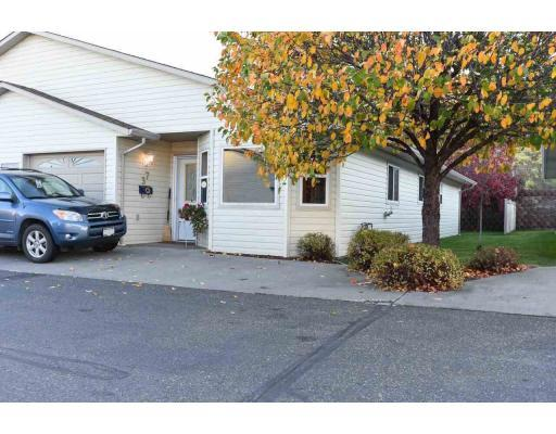 37 500 WOTZKE DRIVE - Williams Lake Row / Townhouse for sale, 2 Bedrooms (R2211654) #1