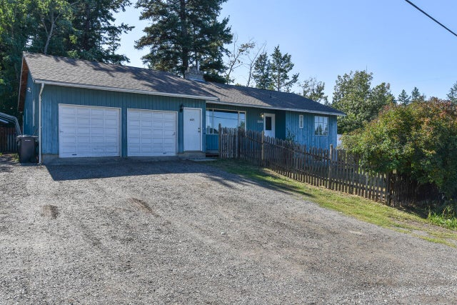 605 ALLEN ROAD - Williams Lake House for sale, 4 Bedrooms (R2206189) #1