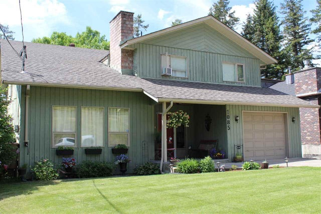 1085 N 12 AVENUE - Williams Lake House for sale, 5 Bedrooms (R2162761) #1
