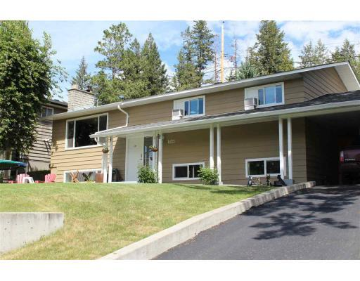 1425 N 11TH AVENUE - Williams Lake House for sale, 4 Bedrooms (R2173550) #1