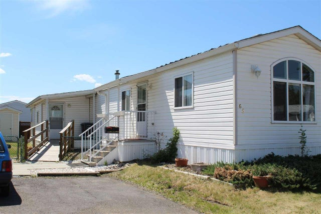 65 1400 WESTERN AVENUE - Williams Lake Manufactured Home/Mobile for sale, 2 Bedrooms (R2174764) #16