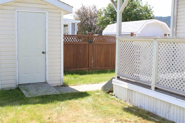 65 1400 WESTERN AVENUE - Williams Lake Manufactured Home/Mobile for sale, 2 Bedrooms (R2174764) #18
