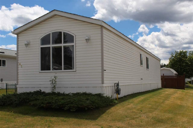 65 1400 WESTERN AVENUE - Williams Lake Manufactured Home/Mobile for sale, 2 Bedrooms (R2174764) #1