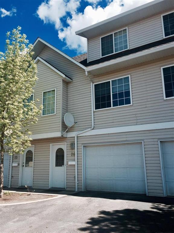 26 350 Pearkes Drive - Williams Lake (zone 27) TWNHS for sale, 3 Bedrooms (R2170053) #1