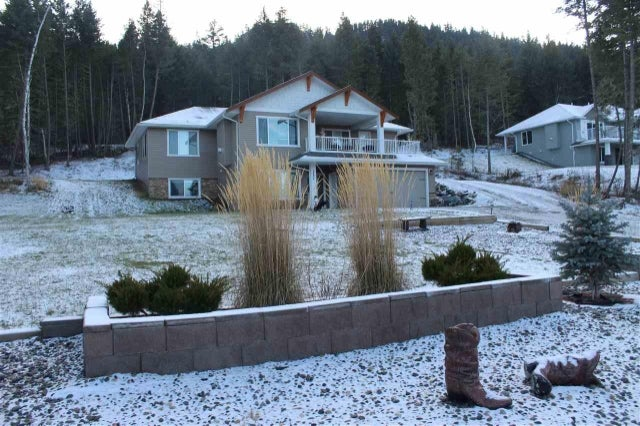 2171 BLUFF VIEW DRIVE - Williams Lake Single Family for sale, 5 Bedrooms  #1