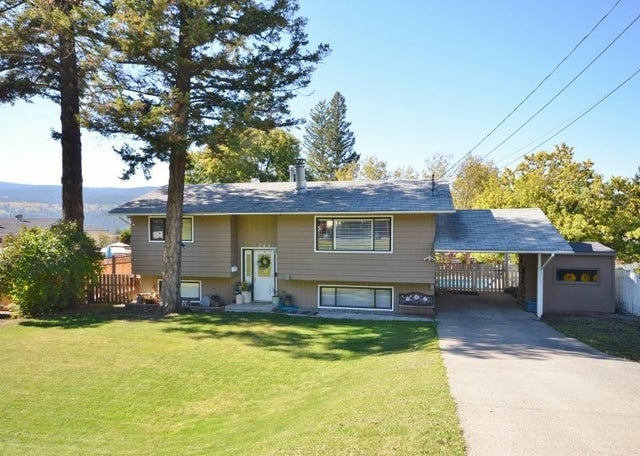 749 N 4th Avenue - Williams Lake (zone 27) HOUSE for sale, 4 Bedrooms (R2110972) #1
