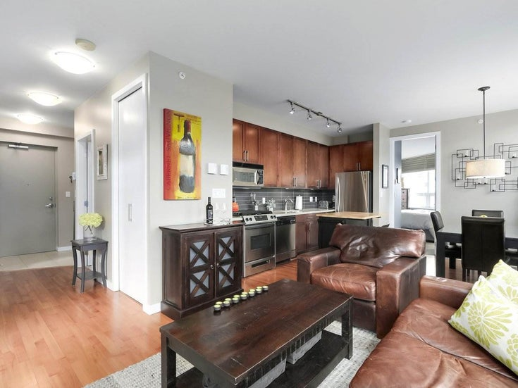 213 2055 YUKON STREET - False Creek Apartment/Condo for sale, 1 Bedroom (R2406659)