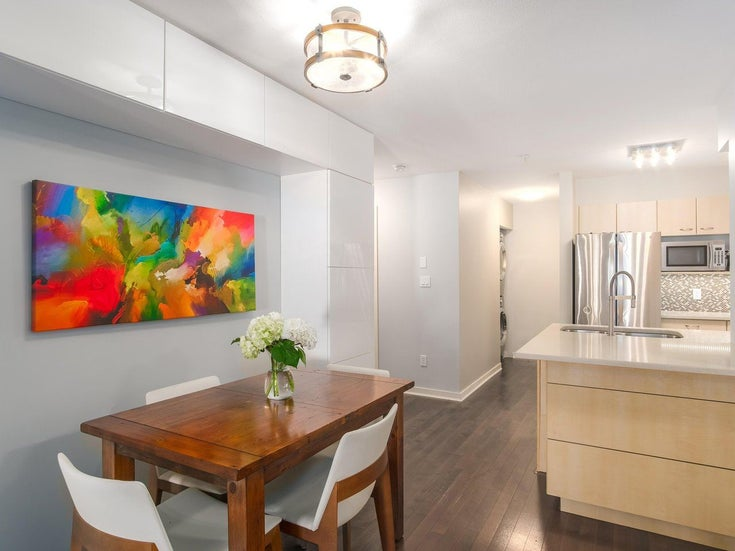 307 1990 DUNBAR STREET - Kitsilano Apartment/Condo for sale, 2 Bedrooms (R2412773)