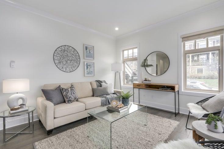 1799 CHARLES STREET - Grandview Woodland 1/2 Duplex for sale, 2 Bedrooms (R2250773)