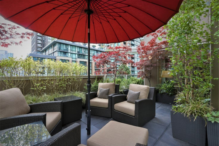 510 1055 RICHARDS STREET - Downtown VW Apartment/Condo for sale, 1 Bedroom (R2387459)